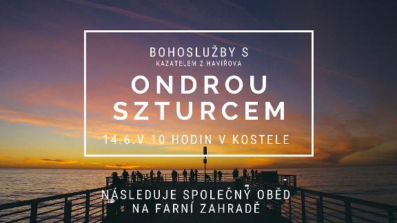 Bohosluzby o. szturc 14.6.2020