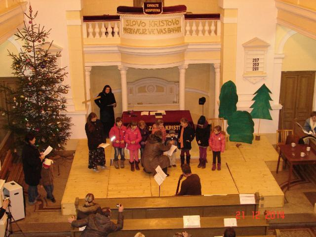 Detska vanocni slavnost 21.12.2014 javr 07