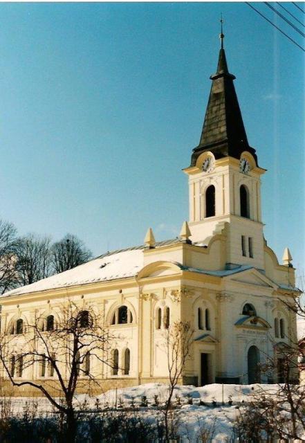 Ev kostel v zime 2