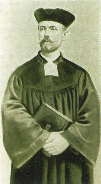 Farar bohumil dobias 1862 - 1917