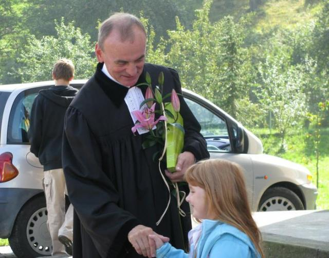 Posledni bohosluzby s janem hudcem 12.9.2010